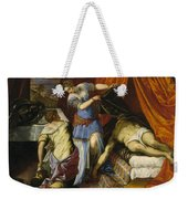 Judith And Holofernes Weekender Tote Bag