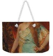 Judith Weekender Tote Bag by Jean Joseph Benjamin Constant