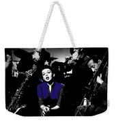 Judy Garland Singing The Man That Got Away A Star Is Born 1954-2014   Weekender Tote Bag