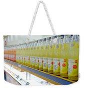Juices Weekender Tote Bag