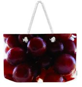 Juicy Grapes Weekender Tote Bag