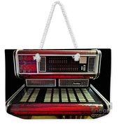Jukebox - Wurlitzer X7 Weekender Tote Bag