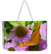 Julia Butterfly 2 Weekender Tote Bag