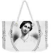Julia Tyler (1820-1869) Weekender Tote Bag