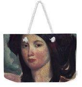 Juliette Drouet (1806-1883) Weekender Tote Bag