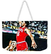 Julius Erving Weekender Tote Bag