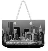July 7 2014 - Carnival Splendor At New York City - Image 1674-02 Weekender Tote Bag