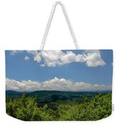 Jump Off Rock Weekender Tote Bag