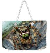 Jumper Spider 3 Weekender Tote Bag