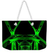 Junction Bridge Weekender Tote Bag