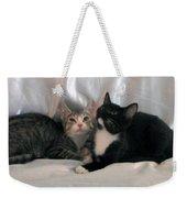 June And Jetta Weekender Tote Bag