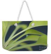 June Plantain Lily Close Ups Weekender Tote Bag