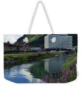 Juneau Federal Building Weekender Tote Bag