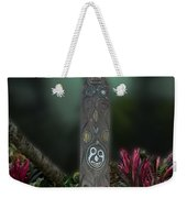 Jungle Bear 2 Weekender Tote Bag