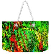 Jungle Beat Weekender Tote Bag