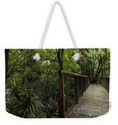 Jungle Bridge Weekender Tote Bag