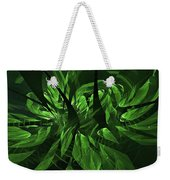 Jungle Clearing  Weekender Tote Bag