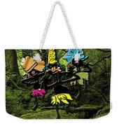 Jungle Dancers Weekender Tote Bag
