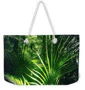 Jungle Fern Weekender Tote Bag