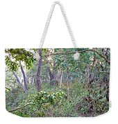 Jungle Forest In Chitwan Np-nepal Weekender Tote Bag