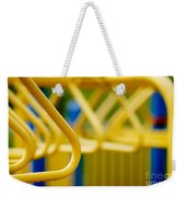Jungle Gym At Playground Shallow Dof Weekender Tote Bag