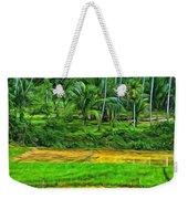 Jungle Homestead - Paint  Weekender Tote Bag