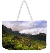 Jungle Landscape Weekender Tote Bag