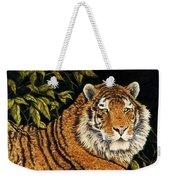 Jungle Monarch Weekender Tote Bag