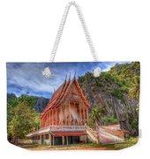 Jungle Temple V2 Weekender Tote Bag