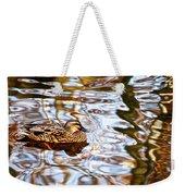 Jungle Water Weekender Tote Bag
