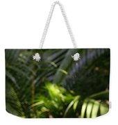 Jungle Web Weekender Tote Bag