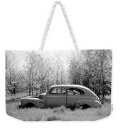 Junked Ford Car Weekender Tote Bag