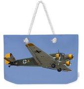 Junkers Ju-52 Weekender Tote Bag