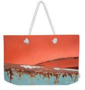 Junkyard Horizon Weekender Tote Bag