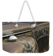 Junkyard Series Old Plymouth Weekender Tote Bag