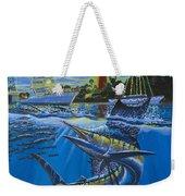 Jupiter Boat Parade Weekender Tote Bag