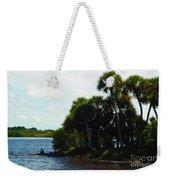 Jupiter Florida Shores Weekender Tote Bag