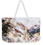 Jupiter Terrace Yellowstone Np Weekender Tote Bag
