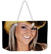 Just A Country Girl Weekender Tote Bag