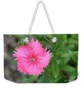 Just A Flower Weekender Tote Bag