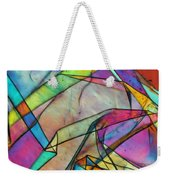 Just A Piece Of Plastic Weekender Tote Bag
