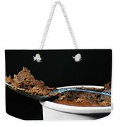 Just A Spoonful Weekender Tote Bag by Diana Angstadt