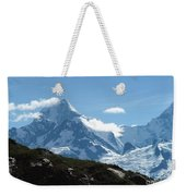 Just Another Snow-capped Mt Weekender Tote Bag