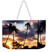 Just Another Sunrise In Paradise Weekender Tote Bag