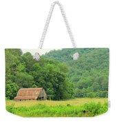 Just Before Sunset, Blue Ridge Mountains Weekender Tote Bag