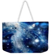 Just Beyond The Moon Weekender Tote Bag