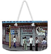 Just Buddies Weekender Tote Bag