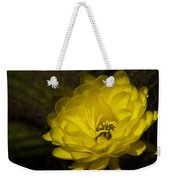 Just Call Me Mellow Yellow  Weekender Tote Bag