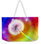 Just Dandy Taste The Rainbow Weekender Tote Bag
