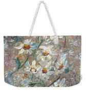Just Dasies Weekender Tote Bag